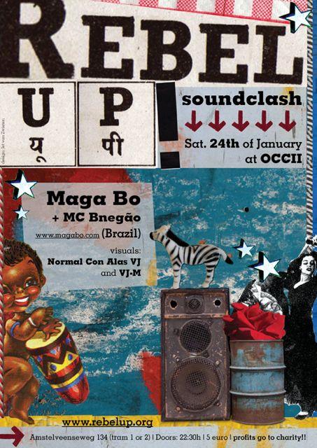 Maga Bo - Archipelagoes